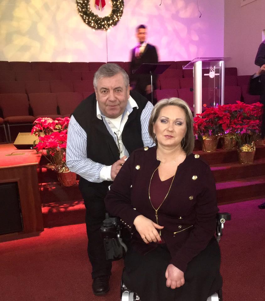 with Yuriy Buchinskiy