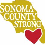 Sonoma County Strong logo